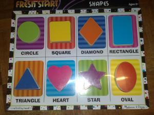 PuzzleShapes