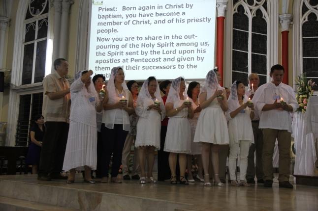 Heaven rejoices for all 7 of us,  LilyAnn, Me, Elizabeth, Ann, Ellen, Germaine, Eddie